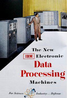 IBM DATA PROCESSING MACHINES