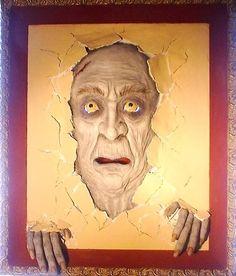 Horror Portrait Tutorial
