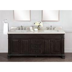 1000 Images About Rustic Bathroom Vanities On Pinterest Bathroom Vanities Double Sink