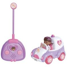 Disney Doc McStuffins Remote Control Clinic Mobile