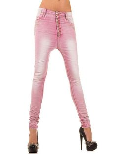 Jeans breeches