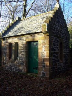 THE BURNS HERMITAGE AT FRIARS CARSE by summonedbyfells, via Flickr