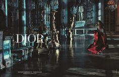 """Fantasy Fashion Design: Christian Dior presenta un nuevo clip de video """"Secret Garden"""" protragonizado por la cantante Rihanna"""