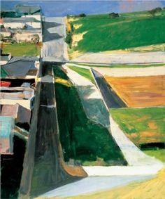 Cityscape I  - Richard Diebenkorn