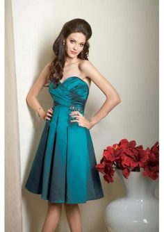 Google Image Result for http://www.bridalbasement.org/images/taffeta-strapless-sweetheart-neckline-with-rouched-bodice-in-short-a-line-floor-length-skirt-and-open-back-zipper-closuer-2011-hot-sell-teal-bridesmaid-dress-bm-0448.jpg