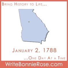 Timeline Worksheet: January 2, 1788, Georgia Becomes a State. Grab this free Georgia state history printable today and discover more about the home of Martin Luther King, Jr., Margaret Mitchell, Clarence Thomas, and many more! Have fun testing your knowledge of Georgia with this printable that includes geography, a timeline quiz (with answer key), and research prompts.