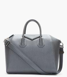Givenchy grey Antigona fall 2013 _