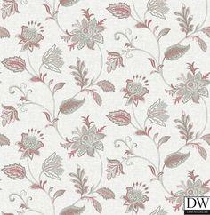 Georgette Sage Jacobean Wallpaper  [FFA-82005] Frederica Frontere   Color: Sage   DesignerWallcoverings.com   Luxury Wallpaper   @DW_LosAngeles   #Custom #Wallpaper #Wallcovering #Interiors