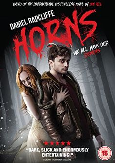 Horns [DVD] [2015] Lions Gate Home Entertainment…