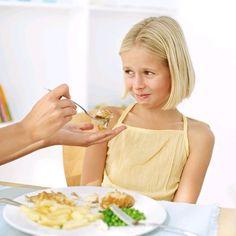 Consejos para los niños que no comen bien