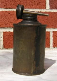 Vintage Antique Oil Can - c. early 1900s by VintageRaige for $35.00  #zibbet #rustic