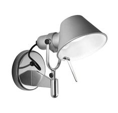 Tolomeo LED Classic Wall Spot without Switch by Artemide | A044608