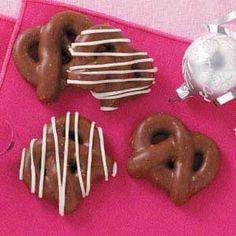 Chocolate Pretzels Recipe