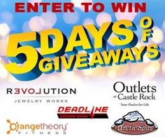 Contests and giveaways colorado springs