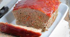 Confetti Turkey Meat Loaf