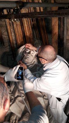 Restoration Works Performed In 2015 On The Saint Teresa Statue In The  Cornaro Chapel, Via Soprintendenza SPSAE E Polo Museale Della Città Di Roma.