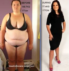 Weight Loss Before  After  ----  How to FORCE the Universe to give you EVERYTHING you have ever Wished for!