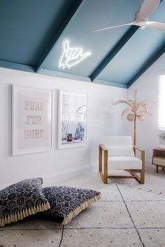Our First Feature with Three Birds Renovations – Hunter & Nomad Cool Bedrooms For Boys, Awesome Bedrooms, Cool Rooms, Cool Boys Room, Boys Room Colors, Boy Bedrooms, Surf Bedroom, Kids Bedroom, Large Bedroom