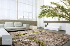 WILD floor rug