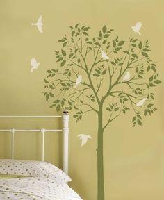 103 best stunning stencil ideas images painted furniture rh pinterest com
