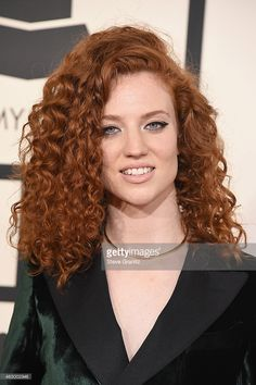 Recording artist Jess Glynne attends The 57th Annual GRAMMY Awards at the…