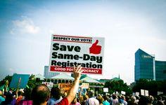 N.C. Activists Take