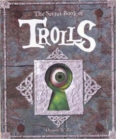 Secret Book of Trolls: 9781741784749: Amazon.com: Books