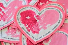 Valentine's Craft for students