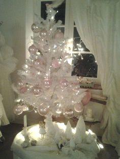 Noël rose chez Eugénie