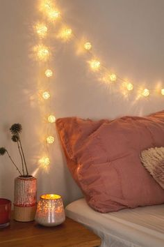 Add a fun pop to your decor with our collection of novelty lighting from Urban Outfitters. Light up your apartment with party string lights, neon signs, himalayan salt lamps, and more! Modern Country, Urban Outfitters, Decor Scandinavian, Globe String Lights, Himalayan Salt Lamp, Graduation Decorations, Room Decorations, Teen Girl Bedrooms, Party Lights
