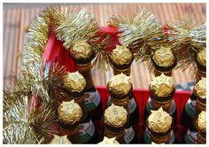 Bier-Advents-Kalender für Männer, mit Rocher, Beer-calendar