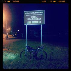 Colli bolognesi #cycletherapy #Caadotto #Futanotturna #senzabicinonsostare #italiabellissima