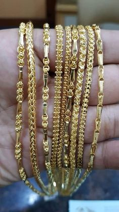 Markings For Gold Jewelry Product Gold Chain Design, Gold Ring Designs, Gold Bangles Design, Gold Earrings Designs, Gold Jewellery Design, Real Gold Chains, Gold Chains For Men, Mens Gold Bracelets, Mens Gold Chain Necklace