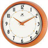 "Found it at Wayfair - 9.5"" Retro Wall Clock I"