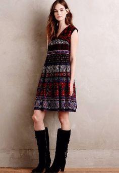 Lourdes Swing Dress