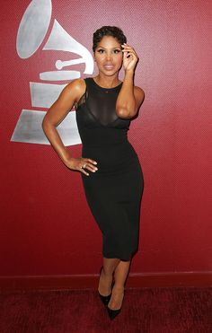 Toni Braxton, I grew up listening to her. Her voice somewhat reminds me of Anita Baker's.