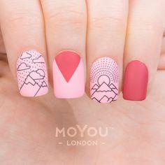 Cute Nail Designs For Spring – Your Beautiful Nails Floral Nail Art, Nail Art Diy, Easy Nail Art, Cool Nail Art, Easy Art, Simple Nail Art Designs, Best Nail Art Designs, Toe Nails, Pink Nails