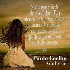 Frases de Paulo Coelho sobre la soledad para reflexionar y compartir