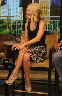 Kelly Ripa  LIVE with Kelly and Michael July 29 2013