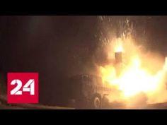 В КНДР прошли испытания новой баллистической ракеты - Россия 24