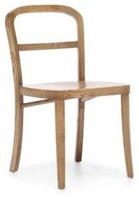simple wooden dining chair!