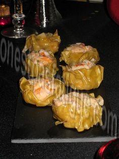 bouchées crevettes vapeur2
