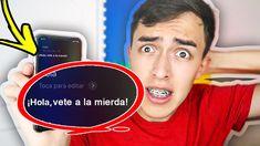 Siri Trucos en iPhone X *SECRETOS* ¡DEBES PROBARLOS! 😂 GRACIOSOS COMANDO...