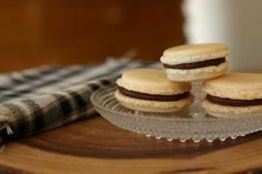 Chocolate Macarons step by step instructions