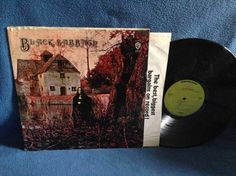 RARE Vintage Black Sabbath  Black Sabbath Vinyl by sweetleafvinyl