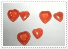 porta jóias coração