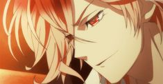 Discovered by allie. Find images and videos about gif, vampire and diabolik lovers on We Heart It - the app to get lost in what you love. Cute Manga Girl, Cute Anime Boy, I Love Anime, Anime Art Girl, Anime Guys, Yandere Anime, Anime Manga, Diabolik Lovers Yuma, Ruki Mukami