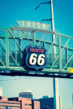 Getting My Kicks on Route 66!