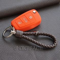 PU leather String car accessories key chain keyring holder for VW polo golf Opel astra chevrolet cruze mercedes benz