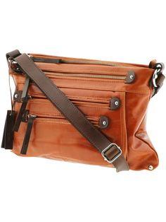 Tano Head To Toe Messenger Handbag  Retail: $195.00Sale: $135.99